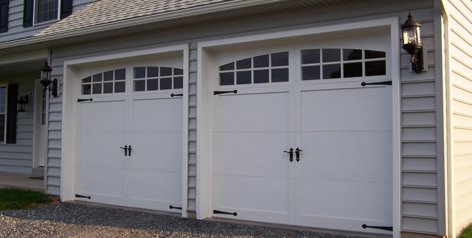 SHS · Peach State Garage Doors